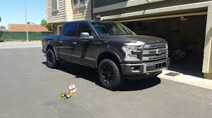 Ford Raptor Leveling Kit - max tire size with 2 inch level page 2