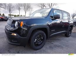 new jeep renegade black 2016 black jeep renegade sport 111010427 gtcarlot com car