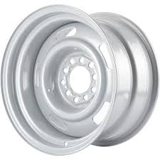 jegs performance products 681215 rally wheel diameter x width 15