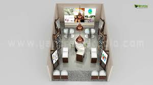 jewelry shop 3d floor plan shop design view yantram