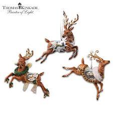 everything for kinkade reindeer