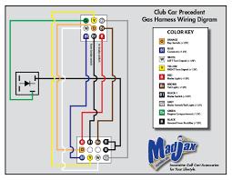 club car wiring diagram gas gooddy org