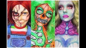 top 15 as melhores maquiagens para halloween easy halloween