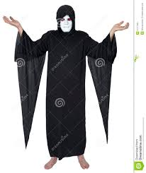 evil demon devil wizard sorcerer magician isolated stock image