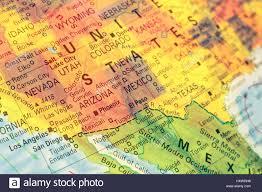 Map Of Utah And Nevada by Usa South West California Arizona Nm Colorado Utah Nevada