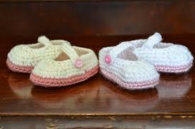 knotty knotty crochet pretty u0026 plain little mary jane free