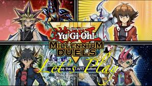 let u0027s play yu gi oh millennium duels part 1 youtube