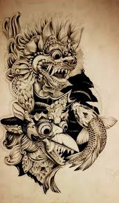 master tattoo indonesia indonesian sleeve by coconut cocacola on deviantart indonesian
