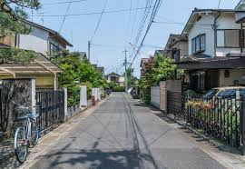 japanese town free images outdoor sun track road street town alley city
