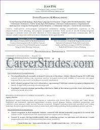 event planner resume event coordinator resume sle free new template professional