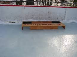 how to build an official us pond hockey championships goal
