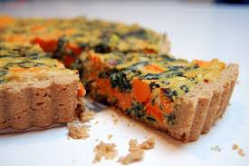 cuisine quiche vegan swiss chard potato yam quiche everyday vegan cooking