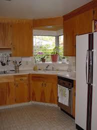 copper kitchen cabinets kitchen design fascinating interior images corner window