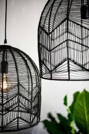 black outdoor pendant light lace rattan light black pre order only rattan lights and black