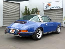 1973 porsche 911 targa for sale 1973 porsche 911 s targa oxford blue with sports seats fresh