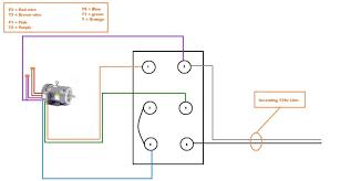 wiring diagram 110v electric motor wiring diagram tj2kc 110v
