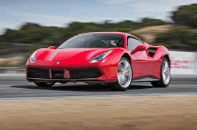 ferrari car 2016 ferrari 488 gtb is the 2017 motor trend best driver u0027s car motor