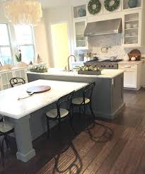 island tables for kitchen with chairs modern kitchen with island and table modern kitchen island table