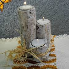Tree Branch Candle Holder Prepare Your Home For A New Season With A Branch Candle Centerpiece