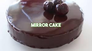 Mirror Cake Recipe Tastemade
