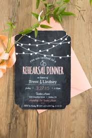 Rehearsal Dinner Invites Glowing Night Rehearsal Dinner Invitation Rehearsal Dinner