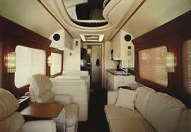 Motorhome Custom Interiors Walker Coach Custom Bus Conversions