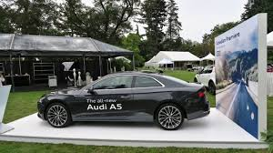 live images of the 2017 audi a5 coupe emerge from canada