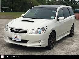 subaru exiga 2016 buy used subaru exiga mpv 2 0gt turbo moonroof awd 5at car in