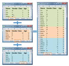 how to merge excel sheets into one combined with vba code u2013 wiki