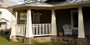 craftsman style porch craftsman porch railing best deck mountain laurel 6 vinyl ideas