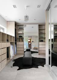 elegant interior design with lots of light