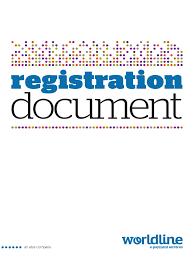 chronodrive si e social worldline ipo registration document board of directors risk