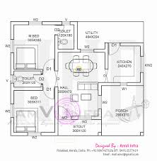 how big is 900 square feet kerala home design house plans indian budget models flat roof