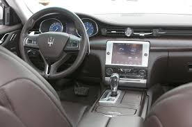 maserati models interior 2014 maserati ghibli s q4 and quattroporte s q4 second drive