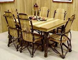 60 Inch Rectangular Dining Table Hickory 60 Inch Rectangle Dining Table Set