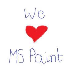 internet mourns death of ms paint microsoft u0027s original photo