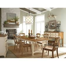 carolina dining room trestle dining tables