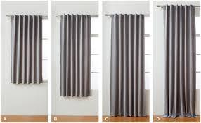 Do Curtains Insulate Windows Curtain Lengths 108