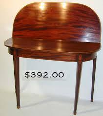 Drop Lid Secretary Desk by Hap Moore Antiques Auctions April 28 2007