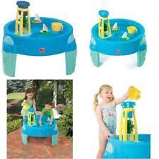 step2 waterwheel play table step2 kids water toys ebay