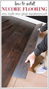 Bathroom Flooring Vinyl Ideas Best 25 Vinyl Wood Flooring Ideas On Pinterest Rustic Hardwood