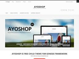 free online home page design 35 best free ecommerce wordpress themes 2018 athemes