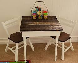 Woodworking Plans For Childrens Table And Chairs by Best 25 Kid Table Ideas On Pinterest Kids Picnic Kids Picnic