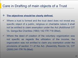 presentation on trusts final