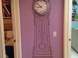 grandfather clock wall sticker from ikea my diy projects pinterest bedroom large size grandfather clock wall sticker from ikea my diy projects pinterest clocks and