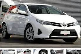 toyota corolla ascent for sale 2011 toyota corolla ascent zrei52r hatch sell my car sell my