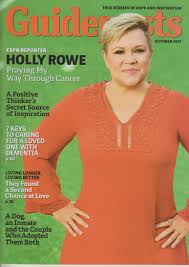 guideposts october 2017 espn reporter holly rowe praying my way