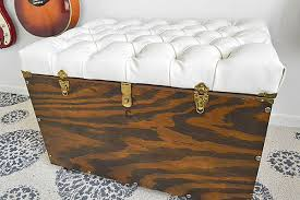 Diy Ottomans Awesome Ottomans 10 Diy Projects The Budget Decorator