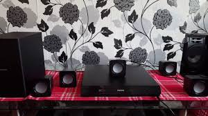 5 1 Home Theater Htd5570 94 Philips - philips htd3510 home theater system specifications youtube