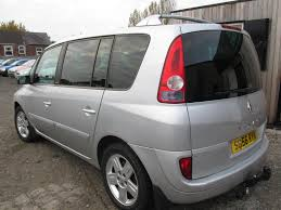 renault espace renault espace estate 1 9 dci rush 5d for sale parkers